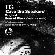 Cave the Speakers
