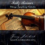 Schubert: Symphony No. 8 in B Minor & No. 5 in B Flat