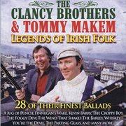 Legends of irish folk cover image