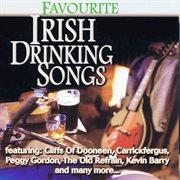 Favourite irish drinking songs cover image