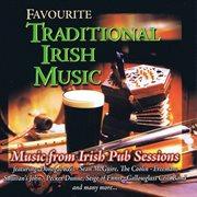 Favourite traditional irish music cover image