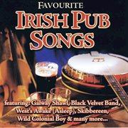 Favourite irish pub songs cover image