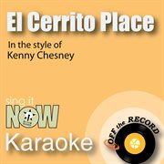 El Cerrito Place - Single