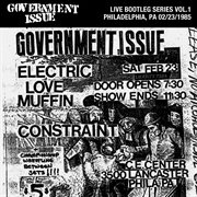Live Bootleg Series Vol. 1: 02/23/1985 Philadelphia, Pa @ Ce Center
