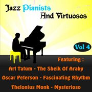 Jazz Pianists and Virtuosos, Vol. Four