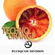 Techno orange cover image