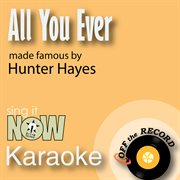 All You Ever - Single