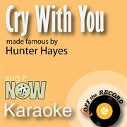 Cry With You - Single