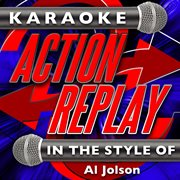 Karaoke action replay: in the style of al jolson cover image