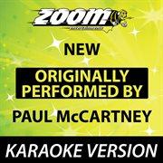 New (originally by Paul Mccartney) [karaoke Version]