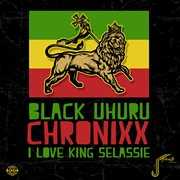 I Love King Selassie (remix) - Single