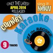 April 2014 Country Hits Karaoke