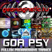 Geomagnetic Records Goa Psy Fullon Progressive Trance Ep's 121 - 132