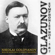 Glazunov: Symphonies Nos. 5 & 7