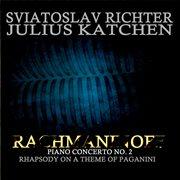 Rachmaninoff: Piano Concerto No. 2, Rhapsody on A Theme of Paganini