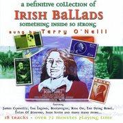 Irish ballads cover image