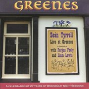 Sean tyrrell live at greenes cover image