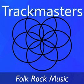 Cover image for Trackmasters: Folk Rock Music