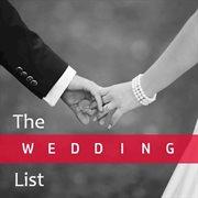 The Wedding List