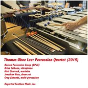 Percussion Quartet - Ep