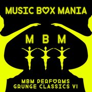Music Box Tribute to Grunge Classics, Vol. 1