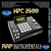 Mpc 2500 Rap Instrumentals, Vol. 2