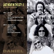 Last Night in the City Ii (the Studio Sessions)