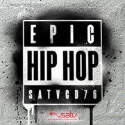 Epic hip hop cover image