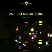 Nu-disco zone, vol.6 cover image