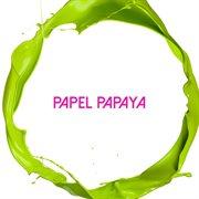 Papel Papaya