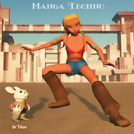 Cover image for Manga Techno