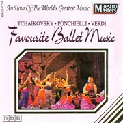 Favourite ballet music cover image