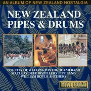 New zealand pipes & drums cover image