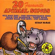 20 favourite animal songs cover image