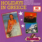 Holidays in greece cover image