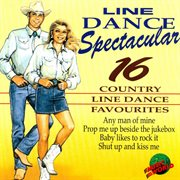 Line dance spectacular cover image
