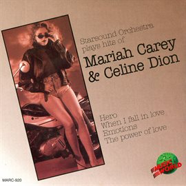 Mariah Carey & Celine Dion