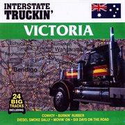 Interstate truckin' - victoria cover image