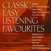 Classic easy listening favourites cover image