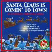 Santa claus is comin' to town cover image