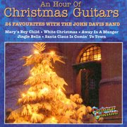 An hour of christmas guitars cover image