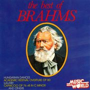 The best of brahms cover image