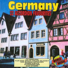 Germany - 22 Accordion Favourites by Bremen Town Accordions