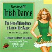The best of irish dance cover image