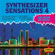 Synthesizer sensations 4 cover image