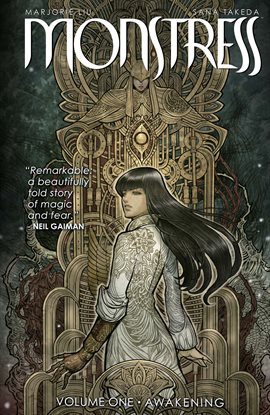 "Cover of ""Monstress, Vol. 1: Awakening"" by Marjorie Liu"