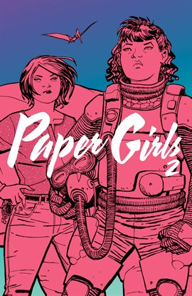 Cover image for Paper Girls Vol. 2
