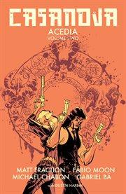 Casanova acedia vol. 2. Volume 2, issue 5-8 cover image