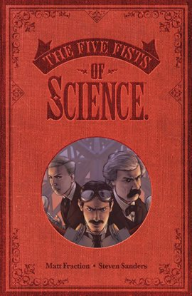 Cover image for Five Fists Of Science