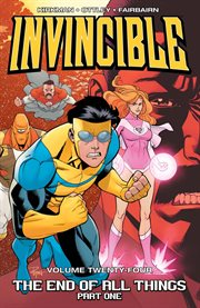 Invincible. Volume 24, issue 133-138, The end of all things cover image